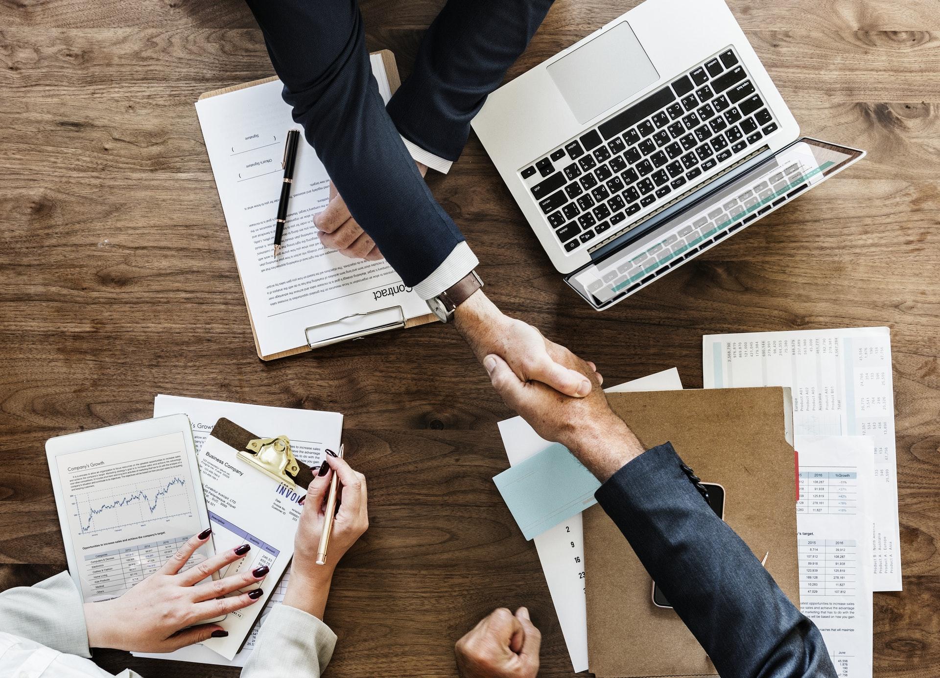 negoziare un contratto di lavoro