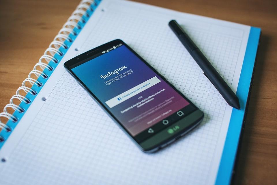 instagram come social per trovare lavoro