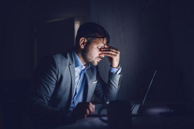 rischio la ricerca del lavoro