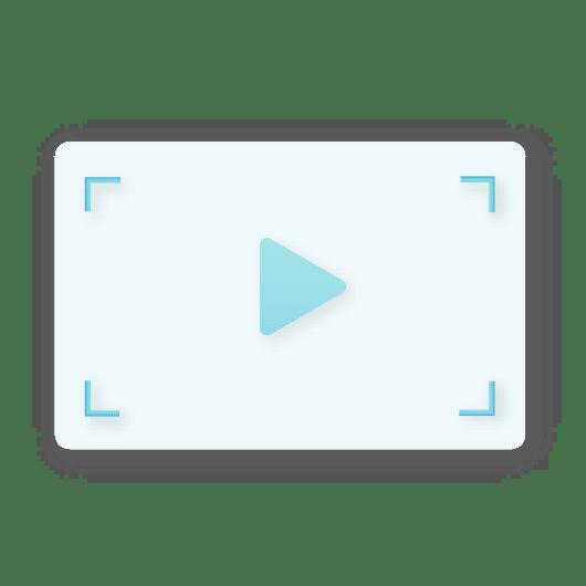 icona video lezioni jobiri per cercare lavoro in modo efficiente
