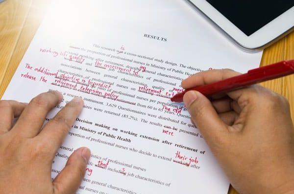 analisi e revisione curriculum vitae