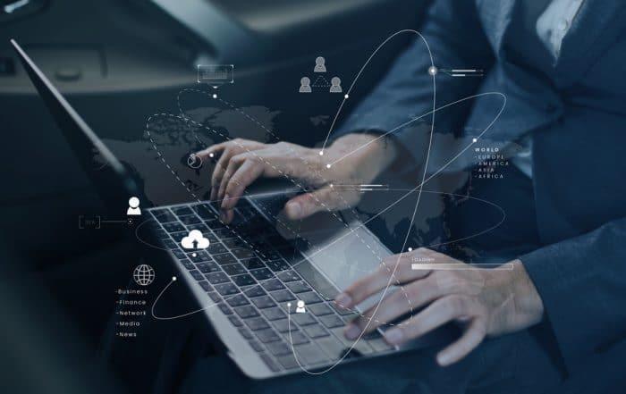 durante lo scouting di talenti utilizzando tecniche e strategie di digital recruiting