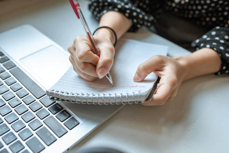 scrivendo un personal statement
