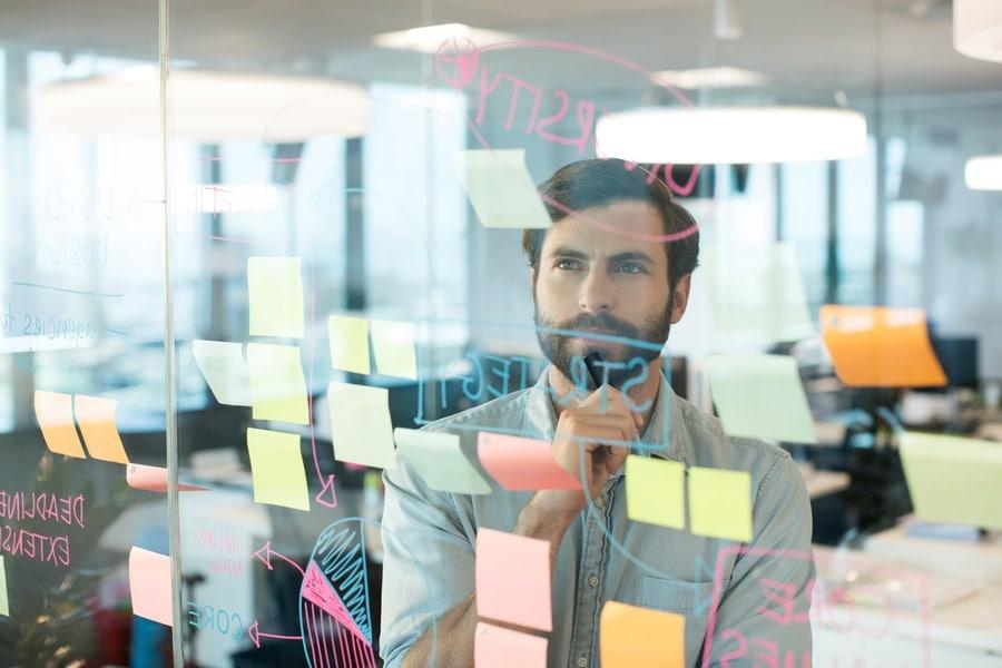 modello canvas per la definizione degli Obiettivi professionali