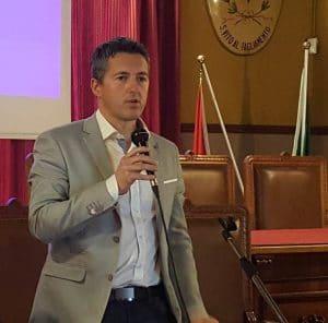 Carlo Candido, Assessore alle Politiche giovanili